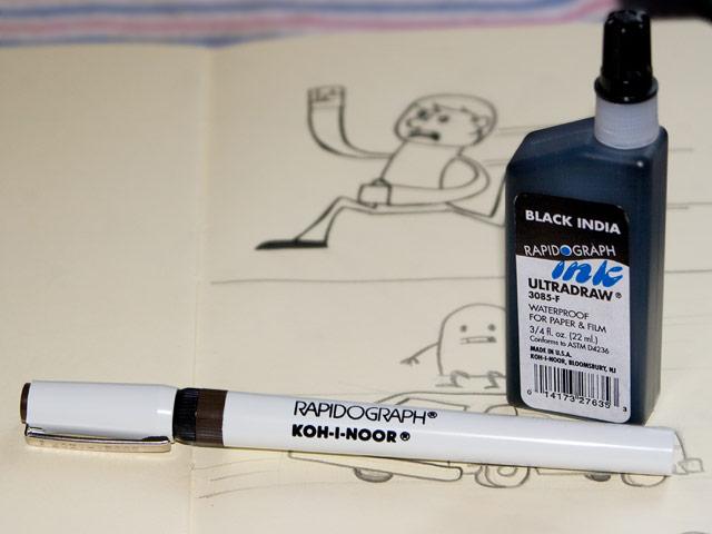 Kooh-I-Noor pen