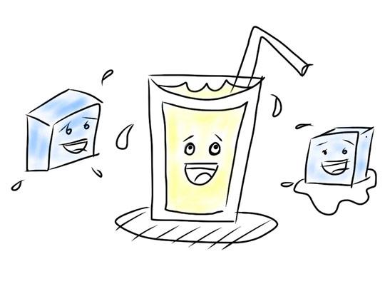 lemonade concept sketch