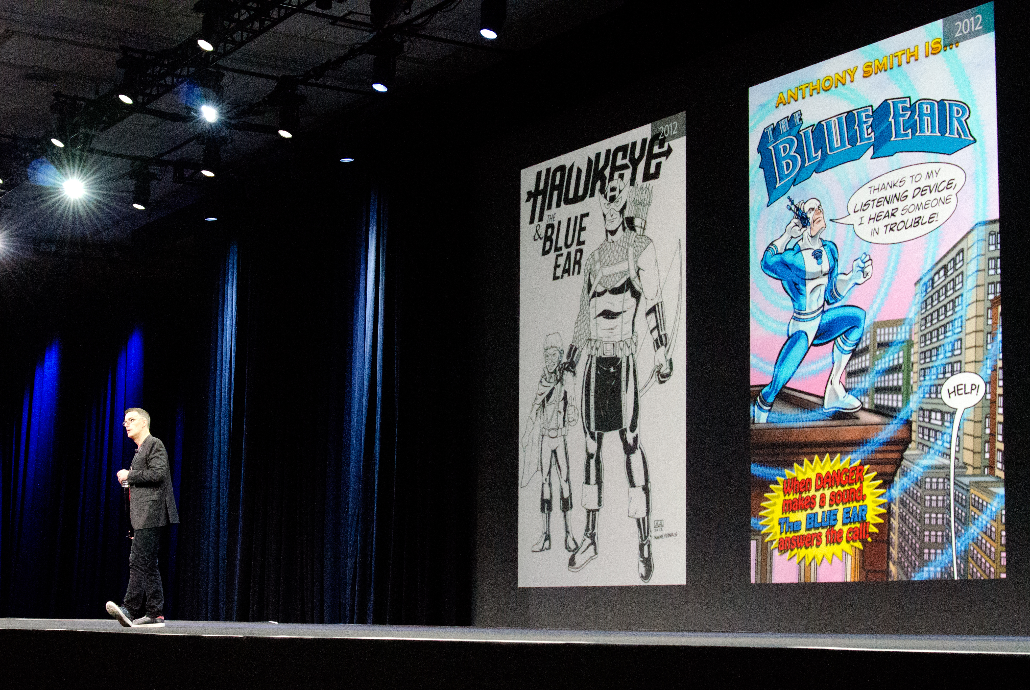 Bill Rosemann, Creative Director, Marvel Games