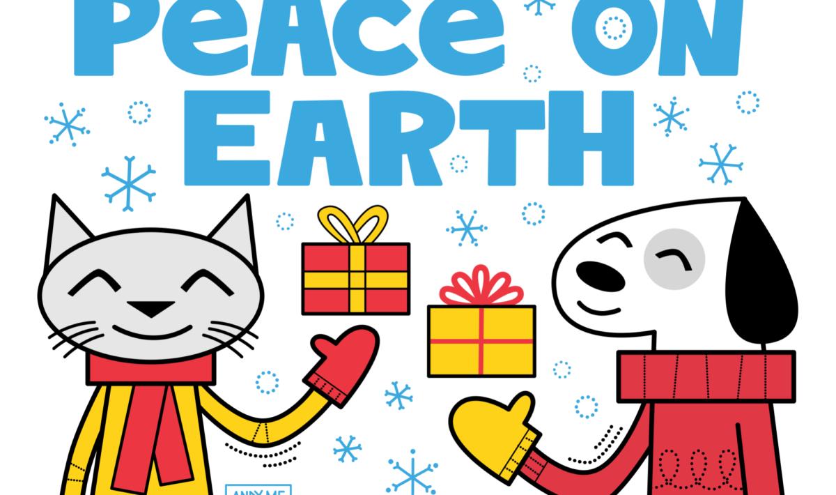 Peace on Earth illustration